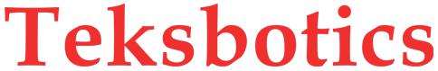 Teksbotics AI Logo